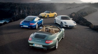 Itt az új Porsche 911