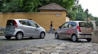 Suzuki Splash vs. Hyundai i10