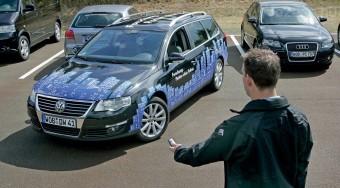Magától megy a jövő Volkswagenje
