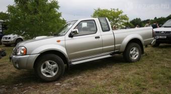 Nissan pickup - Őszinte melós