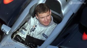 Coulthard visszatér a McLarenhez
