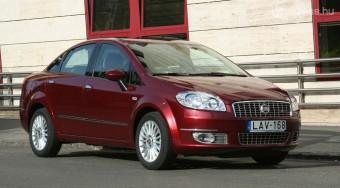 Fiat Linea: Focus helyett?