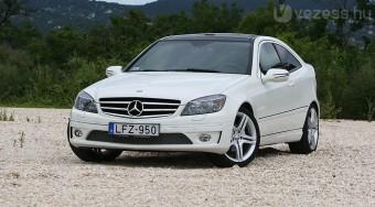 Mercedes CLC: Az asszonynak jó lesz