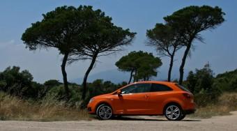 Ibiza SportCoupé: Sport, lóerők nélkül