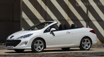 Kész a Peugeot új kabriója