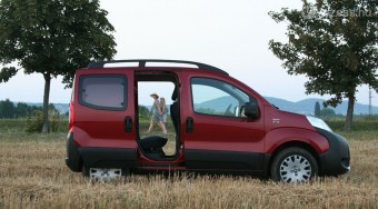 Citroën Nemo - Koprodukció