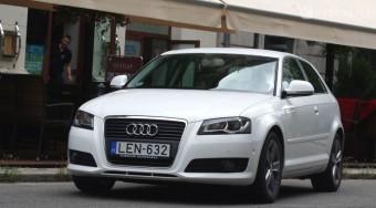 Audi A3: Jobb későn, mint soha