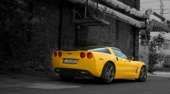 Corvette C6: Csak haladóknak