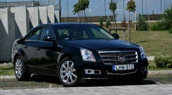 Cadillac CTS: Amerikai szépség