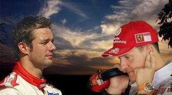 Loeb Schumacher ellen megy