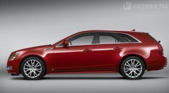 Újabb családi Cadillac