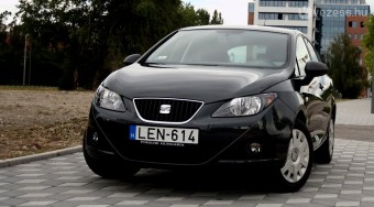 Teszt: SEAT Ibiza 1,2: A paletta legalja