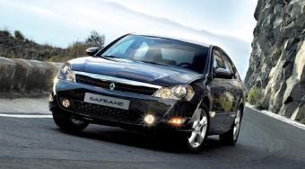 Visszatért a Renault Safrane