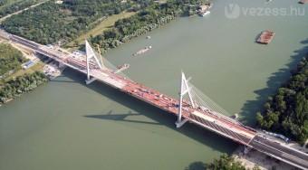 Megmenekülhet az M0-s híd
