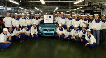 Másfélmillió magyar Suzuki!