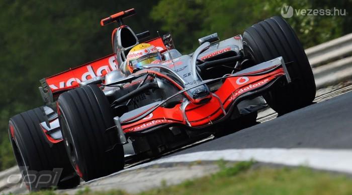 Nagyon erős lesz a McLaren