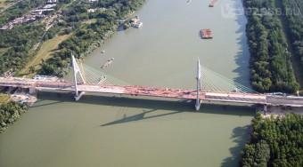 Mégis átadják a Megyeri hidat