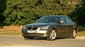 BMW 520d: Belépő az elitbe
