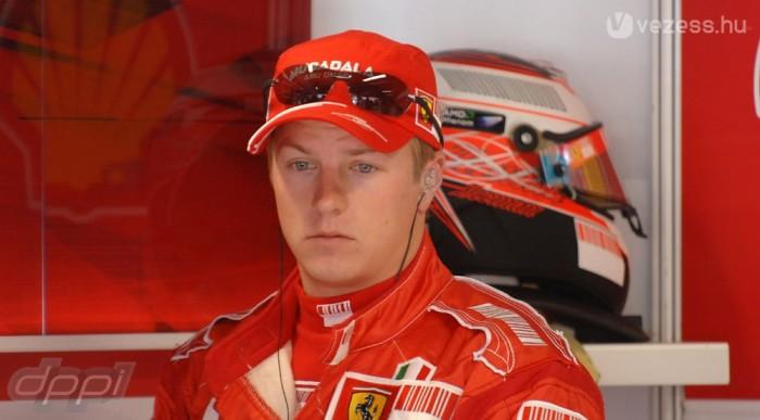 A bajnokság és Massa nem téma