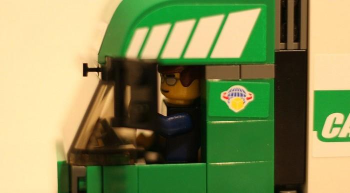 Fáradt sofőr