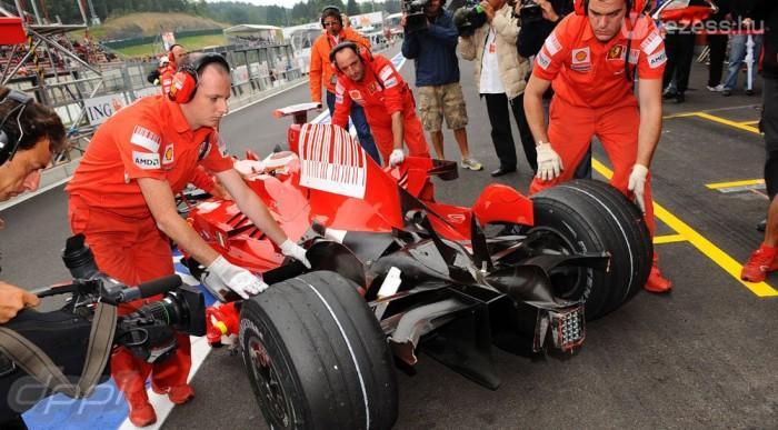 Räikkönen jól odavágta