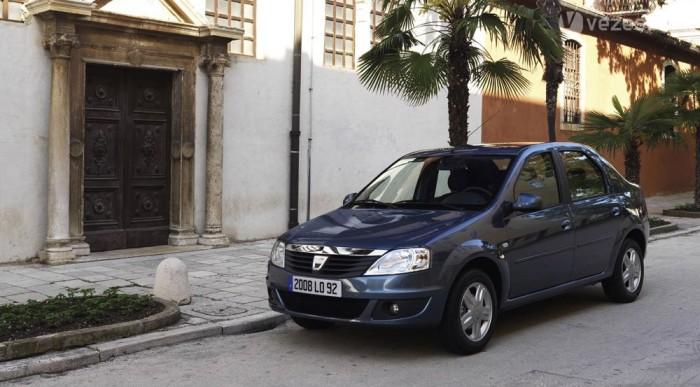 Öten 5 literből: Dacia Logan dCi