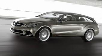 Kombi-kupé a Mercedestől