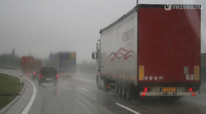 A hazai kamionosok már használják