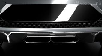 Titkos Lamborghini érkezik