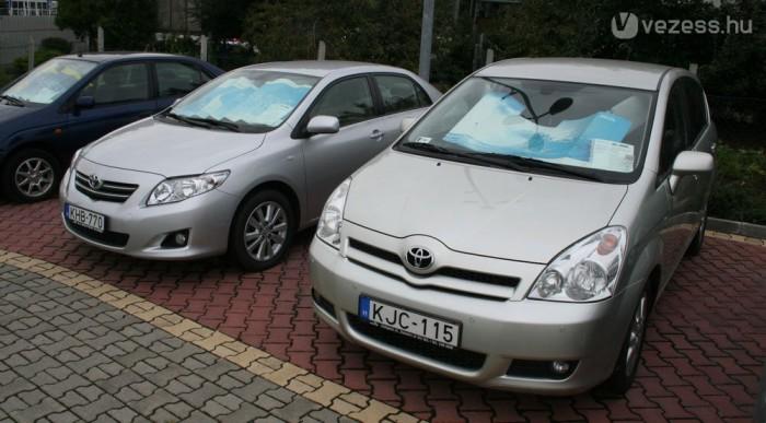 Meriva, Corolla Verso, Mazda5?