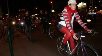 Biciklis káosz Budapesten