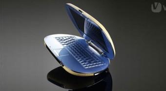 Hárommilliós Bentley laptop