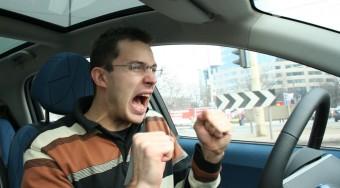 Csajok férfiakról: vezetés közben
