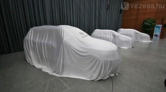 Hyundai újdonságok, idő előtt