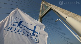 Végre miénk a Megyeri híd