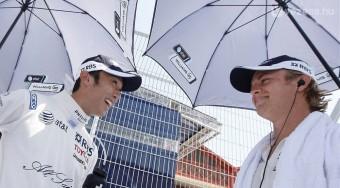 Rosberg nem megy a BMW-hez