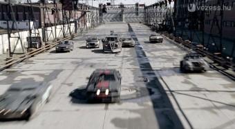 Autóverseny fegyenceknek