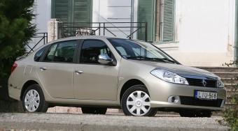 Műtét után: Renault Thalia