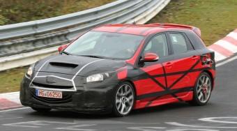 Sportmodell a Mazda3-ból