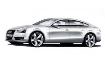 Jön az Audi A7!