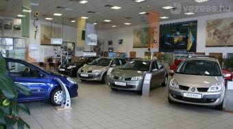 Összedőlhet a magyar autópiac?