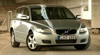Volvo V50: logikus, nem?