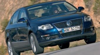 Új kisfogyasztású VW Passatok