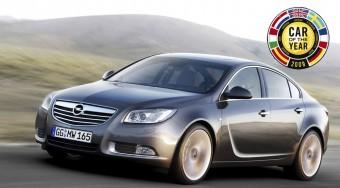 Az Opel Insignia az Év Autója