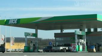 Nagyot esik a benzinár