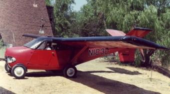 Eladó a repülő autó - videó