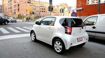 Toyota iQ: Nem csak csajoknak