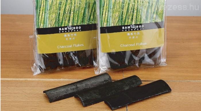 Szén, bambuszból