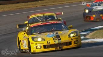 A Chevrolet is kiszáll a versenyből?