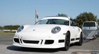 Elvetemült Porsche